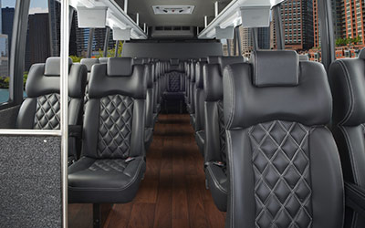 Minneapolis Corporate Group Transportation