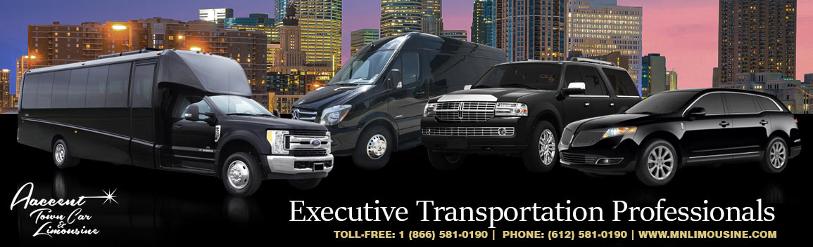 Minneapolis Executive Shuttle Transportation Service